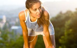 Восстановление мышц после тренировок