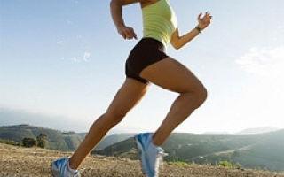 Полезные свойства бега