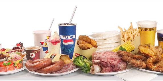 Вредные для организма продукты, о чем нужно знать