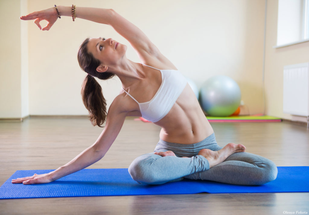 Йога - вводная информация