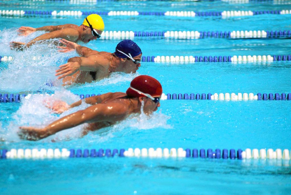 Плавание – это полезно