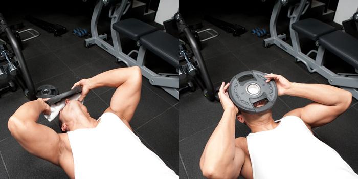 Тренировки для мышц шеи