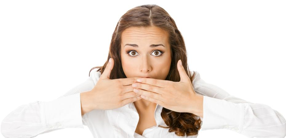 Запах изо рта - причина, лечение