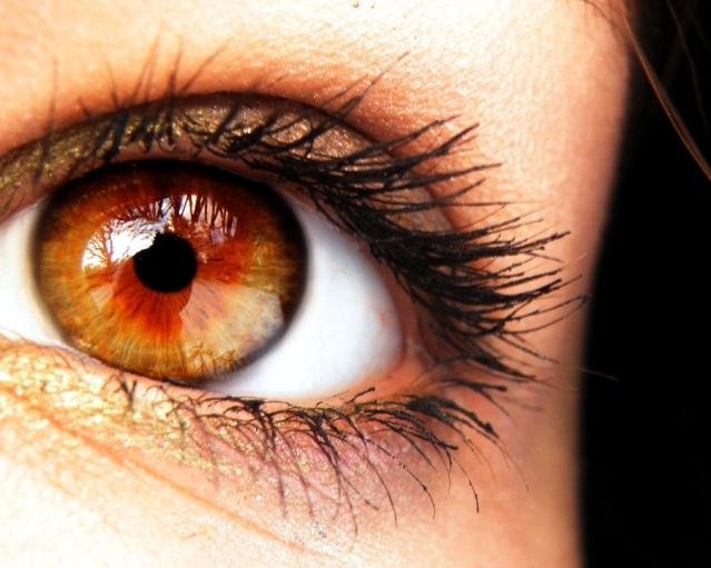 Болотные и жёлтые глаза