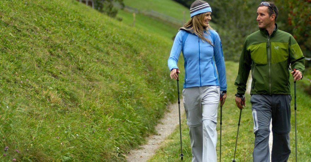 О пользе ходьбы