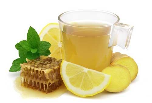 Лечение бронхита чай лимон