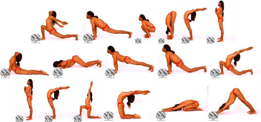 Йога для профилактики геморроя