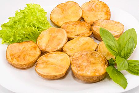 Полезные качества картофеля