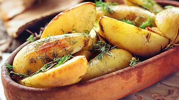 Картофель в кулинарии