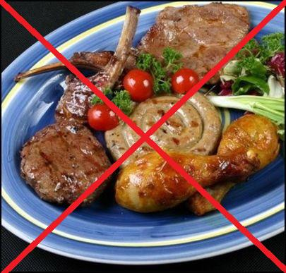 что нельзя есть при диете номер 1